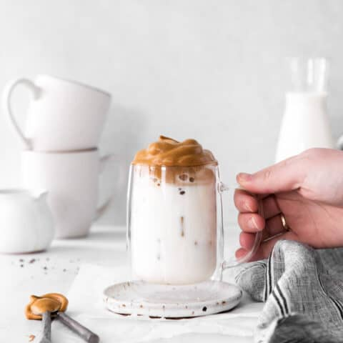 Maple Whipped Coffee