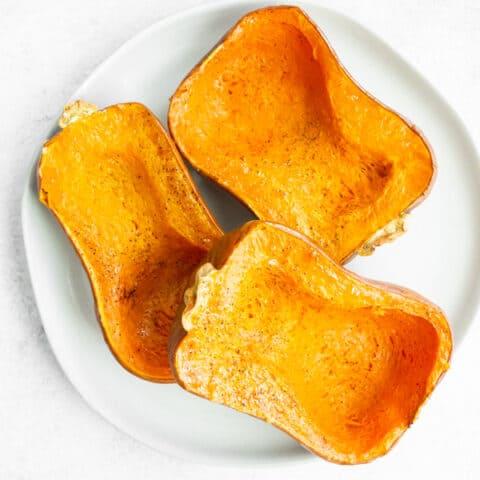 How to Roast Honeynut Squash