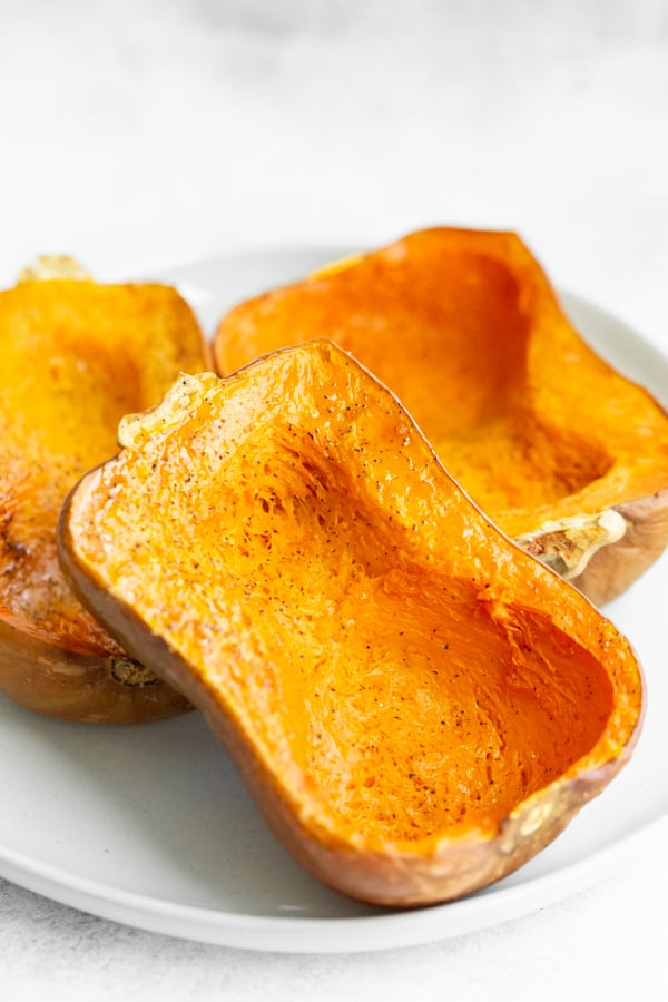 How to roast honeynut squash cooked squash.